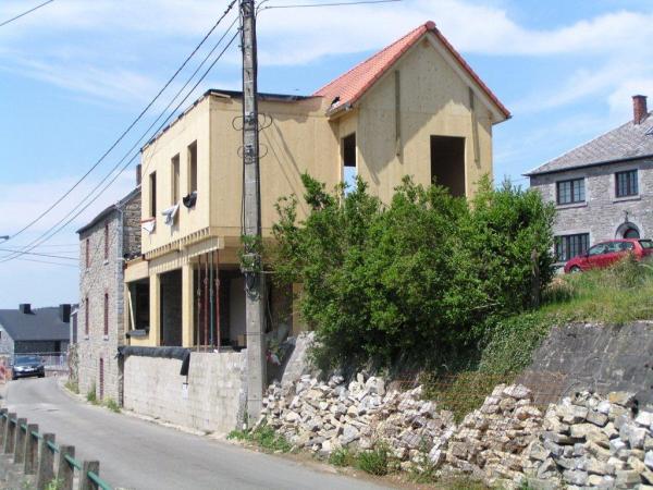 Extension maison en bois belgique l la maison id ale for Extension maison en kit belgique